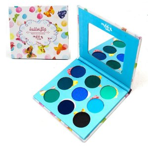 Paleta de 9 Sombras Fruits Mylife MY8272 - Paleta Butterfly