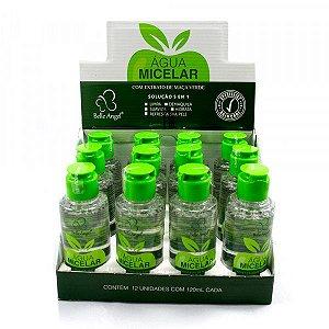 Água Micelar com Extrato de Maçã Verde Belle Angel I021 - Display com 12 unidades
