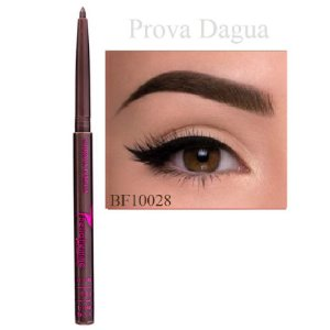 Bella Femme - Lápis de Sobrancelha Retrátil Dark Brown BF10028 - 01 Unidade