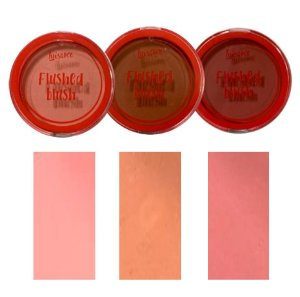 Blush Flushed Luisance L5019 - Kit C/ 3 Unid