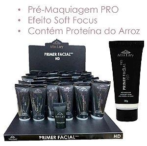 Miss Lary - Primer Facial Pro HD Soft Focus ML508A - Display C/ 36 Unidades e Prov