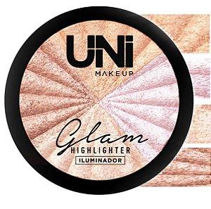 Iluminador Glam HIghlighter Uni Makeup