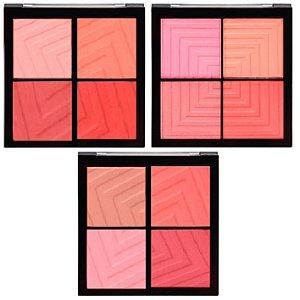 Uni Makeup - Quarteto de Blush Collection - Kit C/ 3 Unid