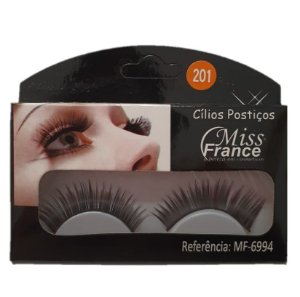Cilios Postiços Miss france MF6994 (201) - Display C/ 10 pares