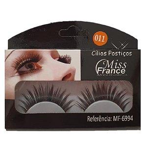 Cilios Postiços Miss france MF6994 (011) - Display C/ 10 pares