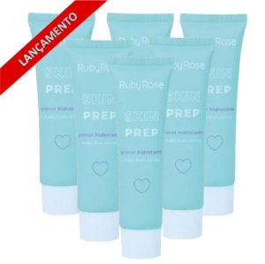 Skin Prep Primer HIdratante Ruby Rose HB8117 - 6 Unidades