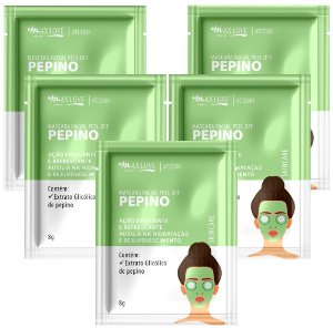Mascara Facial Peel Of Pepino Max Love Sache  - Display C/ 60 Unid