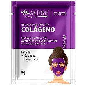 Mascara Facial Peel Of Colágeno Max Love