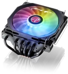 Cooler Raijintek Pallas Série 120 Low Profile