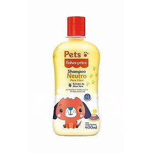 Shampoo Pets Neutro Fisher Price 400ml