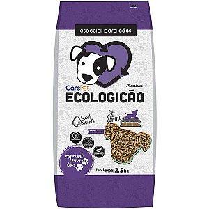 Granulado Higiênico de Madeira Ecologicão CarePet para Cães