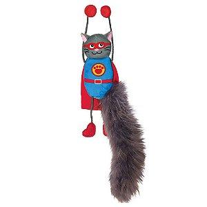 Brinquedo Kong Cat Connects Magnicat com Catnip para Gatos