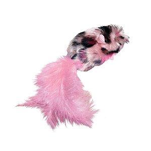 Brinquedo Kong Refillables Field Mouse Ratinho Recarregável para Gatos