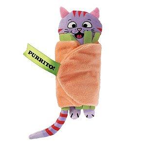 Brinquedo Kong Pull-A-Partz Purrito para Gatos