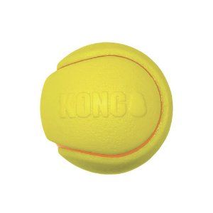 Brinquedo Kong Bola Squeezz Tennis para Cães