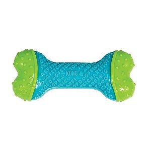Brinquedo Interativo Kong Corestrength Bone para Cães