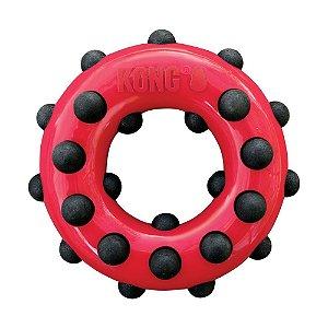 Brinquedo Interativo Kong Dotz Circle para Cães