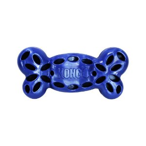 Brinquedo Recheável Kong Duratreat Bone para Cães