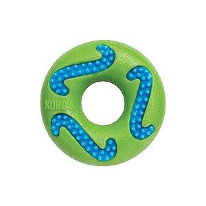 Brinquedo Kong Squeezz Goomz Ring para Cães