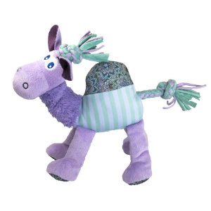 Brinquedo de Pelúcia Kong Knots Carnival Camel para Cães
