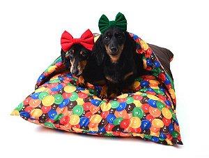 Almofadão para Cachorros | Gatos Confete