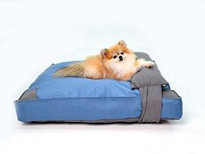 Almofadão para Cachorros | Gatos Reserved Azul