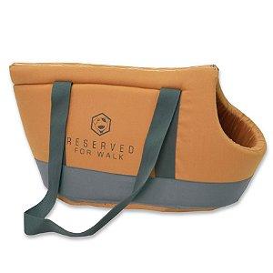 Bolsa de Passeio para Cachorros Reserved Caramelo