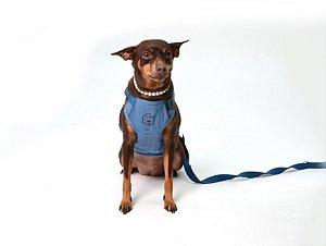Peitoral para Cachorro Reserved Azul
