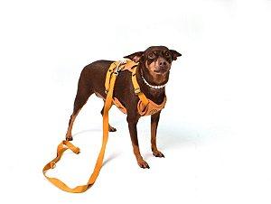 Peitoral para Cachorro Reserved Caramelo