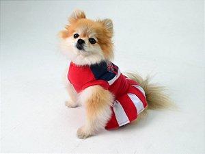 Vestido para Cachorros | Gatos Cheer Leader