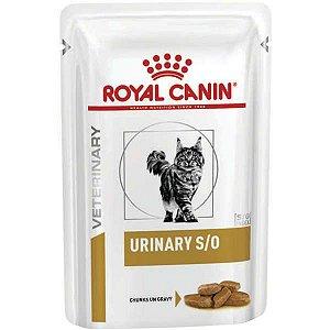 Ração Úmida Royal Canin Urinary S/O Feline Para Gatos Adultos 85g