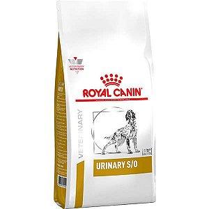 Ração Royal Canin Urinary S/O Canine para Cães Adultos