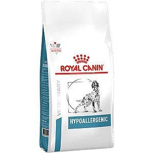 Ração Royal Canin Hypoallergenic Canine para Cães Adultos