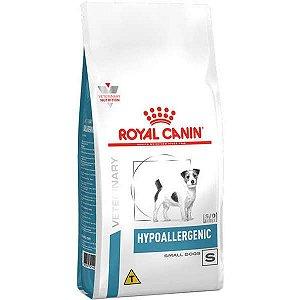 Ração Royal Canin Hypoallergenic Small Dog para Cães Adultos de Pequeno Porte