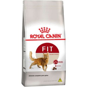 Ração Royal Canin Fit para Gatos Adultos