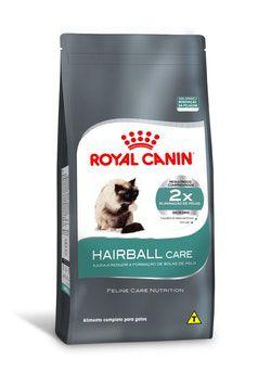 Ração Royal Canin Hairball Care/Bola de pelo para Gatos Adultos