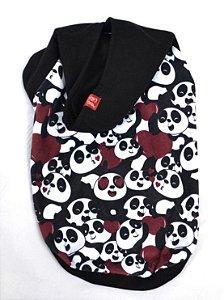Moletom para Cachorros Panda