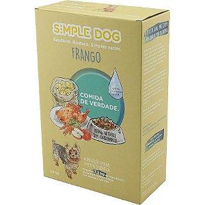 Ração para Cães Simple Dog Frango 1,8kg