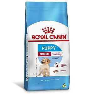 Ração Royal Canin Medium Puppy para Cachorros Filhotes de Raças Médias