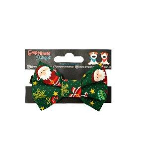 Laço/Gravata para Cachorros Noel
