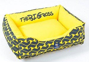 Cama para Cachorros The Big Boss Amarelo