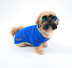 Camisa Polo para Cachorro Pet Style Royal