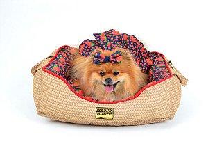 Cama para Cachorro Moranguinho
