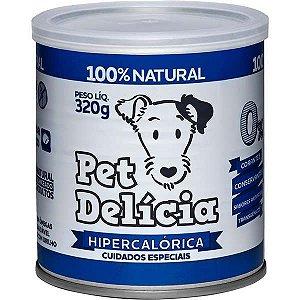 Ração Úmida Pet Delícia para Cães Hipercalórica
