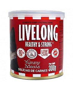 LiveLong Gatos Delícias de Carnes