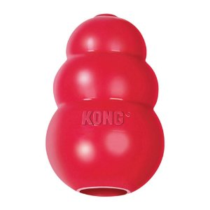 Brinquedo Recheável Kong Classic para Cães