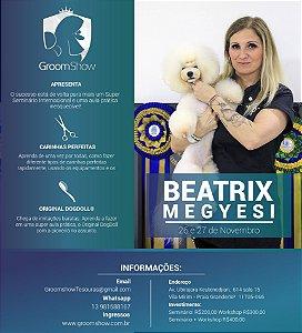 Seminário e Aula Prática com Beatrix Megyesi (26 e 27/11)