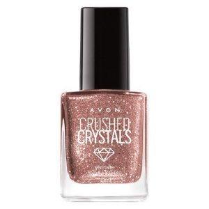 Esmalte Avon Crushed Crystals 10ml Rosa