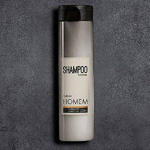 Shampoo 2 em 1 Natura Homem - 300ml