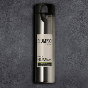Shampoo Antioleosidade Natura Homem - 300ml